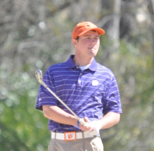 Miller Capps led Clemson with a 3-under par 69 in the final round at the Chapel Hill Regional.