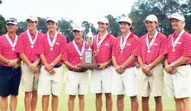 A.C. Flora of Columbia won its sixth straight South Carolina AAA championship.