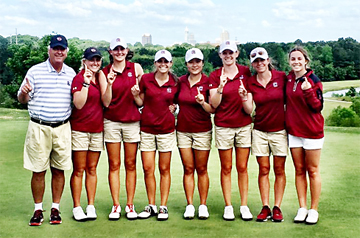 #2 Ranked South Carolina won the Raleigh NCAA Regional to advance to the national championship. Photo from USC