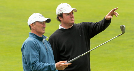Todd White and Nathan Smith won the inaugural USGA Four-Ball championship.