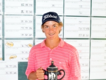 Levi Moody won his second 13-15 year old division title in the last three years.