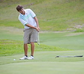 Andrew Novak will play for the CGA SC Match Play title on Sunday. (CGA Photo)