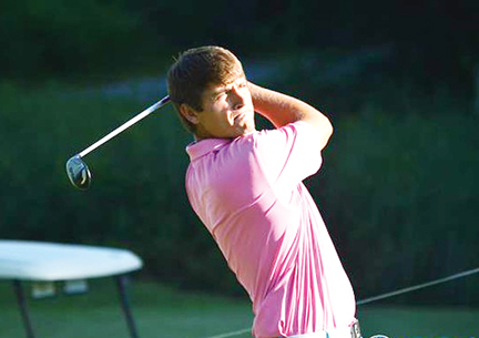 Andrew Novak defeated Jonathan Hardee 3&2 to win the CGA South Carolina Match Play championship. (CGA Picture)