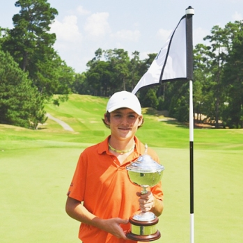 Trent Phillips shot a final round 64 to win the Grant Bennett Florence Junior Invitational by one shot.