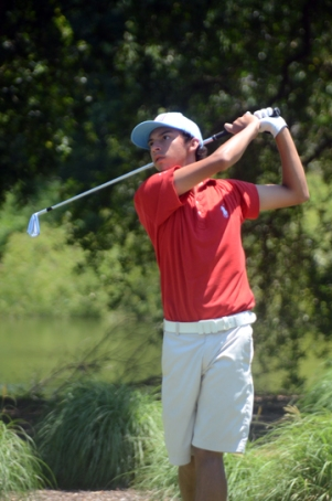 Christian Salzer of Sumter won the 2015 SCJGA Championship by one shot at The Dunes Club in Myrtle Beach.