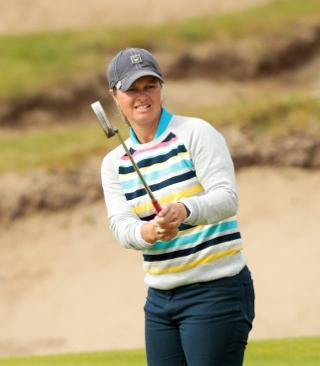 Dawn Woodard has won five straight WSCGA Match Play titles.