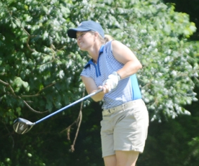 Defending champion Dawn Woodard of Greer will try for her sixth straight WSCGA Match Play title.
