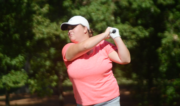 Emily Cox of Lancaster won the girl's title at The Blade.