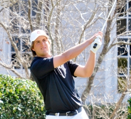 Will Murphy from Columbia is tied for third at the US Amateur qualifying tournament. (file photo)