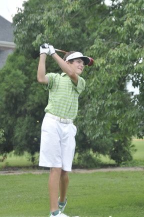 Trent Phillips of Inman will play in the US Junior Amateur at Colleton River Plantation in Bluffton. (file photo)