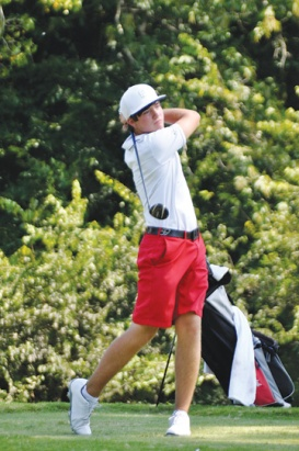 Caleb Proveaux won a seven hole playoff to earn a spot in the US Amateur (file photo)