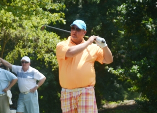 Two-time champions Whit Suber led going into the final round.