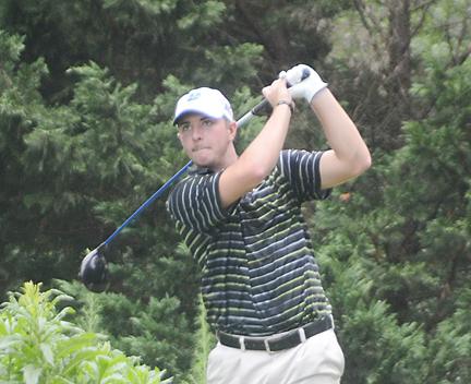 Taylor White won the Spartanburg Co Amateur by four shots.