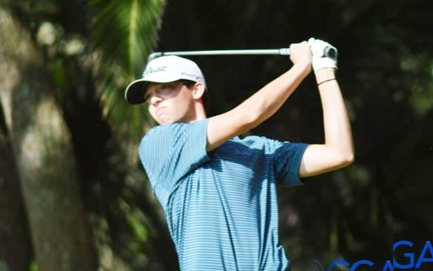 Nick Willis won the boys title with a 5&3 win over Matt Lehman. (photo from CGA)
