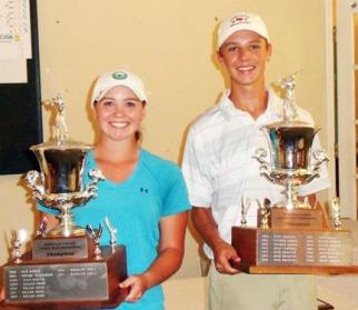 Anderson Co Junior winners