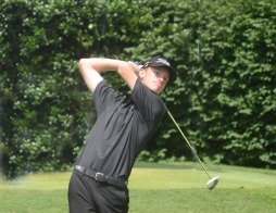 Keenan Huskey tied the all-time scoring record in the SC Amateur.