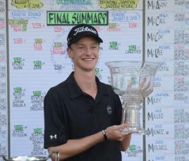 Huskey trophy W