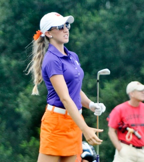 Marisa Messana was eliminated in a playoff at the US Women's Amateur.