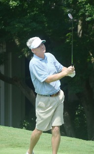 2008 Amateur Champion Lee Palms is in second place.