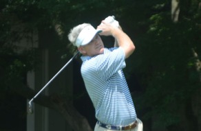 Lee Palms finished as the runner-up in the SC Am at 10 under par.