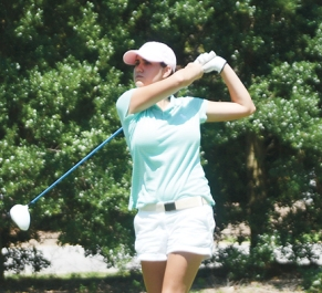 Emily Rapp won her third Greenville Women's Amateur championship.
