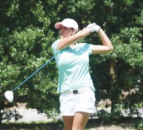Emily Rapp won her third Greenville Women's Amateur championship.