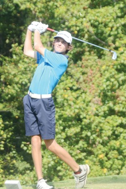 Trent Phillips finished third at the Bobby Chapman Junior.