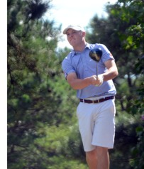 Trevor Phillips of Boiling Springs had the best round of the event shooting a 5-under 67.