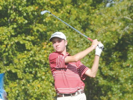 Davis Shore won the Bobby Chapman Junior at the Country Club of Spartanburg