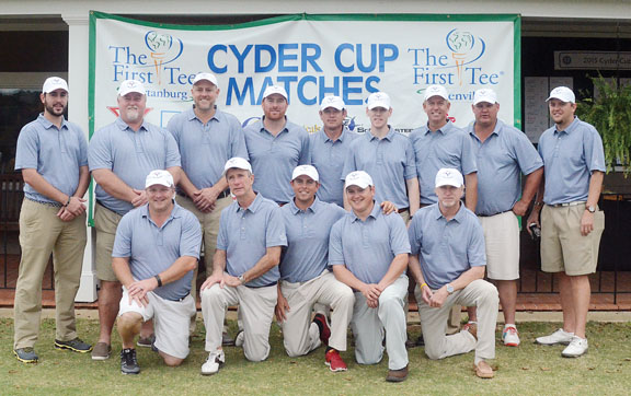 The Greenville Cyder Cup team had won five straight titles before this year.