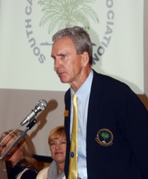 Steve Fuller is the new SCGA President.