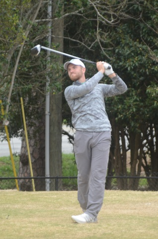 Ryan Cornfield shot a 3-under par 69 to win the Furman Intercollegiate.