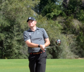 Matt NeSmith won the Cleveland Golf Palmetto Intercollegiate.