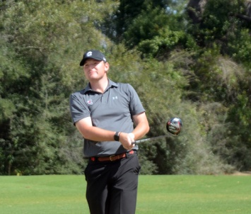 Matt NeSmith returned to form in the NCAA Regional and finished second.