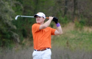 Stephen Behr joined teammates Langdale and Young in a third place tie.