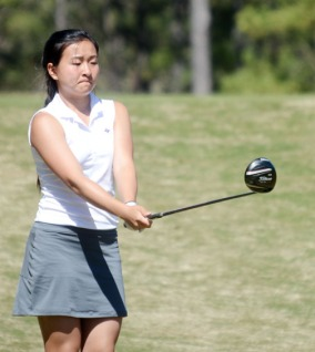 Alice Chen finished the Clemson Invitational at 6-under par for second place.