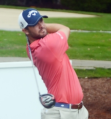 Bryan shot 4-under par 67 at Thornblade to be four shots off the lead after the first round of the BMW Charity Classic.