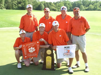 Clemson's 2003 National Championship team won the title at the Karsten Creek Course.