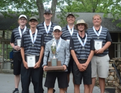 Gaffney finished as the runner-up at the AAAA Championship.