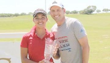Clemson incoming freshman Ana Paula Valdes recently won the AJGA Sergio Garcia Foundation tournament.