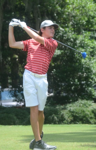 Trent Phillips finished the final round at the SCGA Junior with a 4-under par 68 and won by four shots.