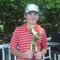 Trent Phillips has won the SCGA Junior Championship and the Palmetto Amateur.