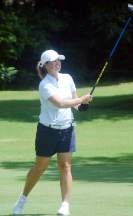 Dawn Woodard won her seventh WSCGA Amateur Championship.