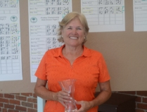 Betty Jean Armbruster from the Carolina Country Club won the WSCGA State Division title.