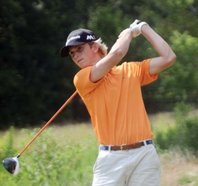Jacob Bridgeman finished second in the Spartanburg County Amateur.