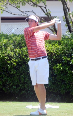 Auburn golfer Trace Crowe from Easley was 8-under par in his final two rounds and finished in a tie for second.