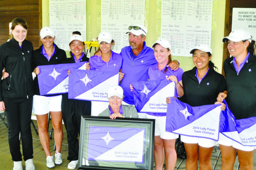 Lady Paladins won the past two SoCon titles under Hester's direction.
