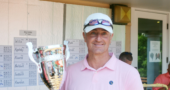 Johnson GVL Trophy sm2 W