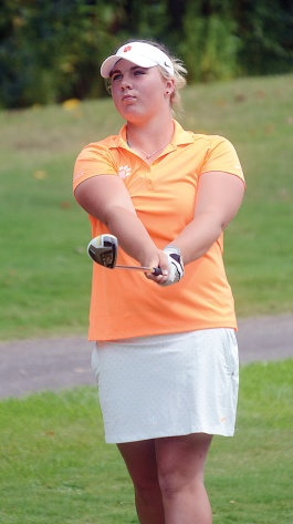 Alice Hewson is the top returning Tiger. This summer she helped the GB&I team win the Curtis Cup