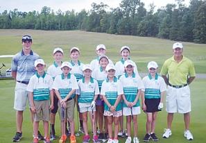 The Oconee Country Club PGA Junior Team